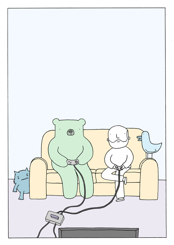 Art By Poorly Drawn Lines