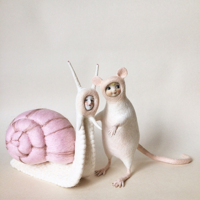Snail and Rat