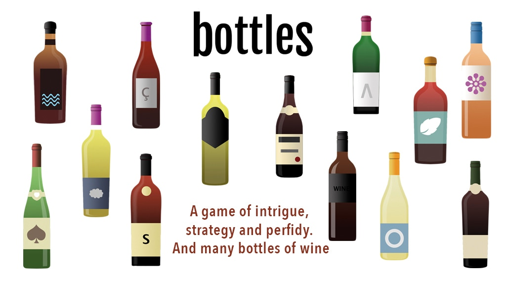 Bottles - A boardgame about wine project video thumbnail