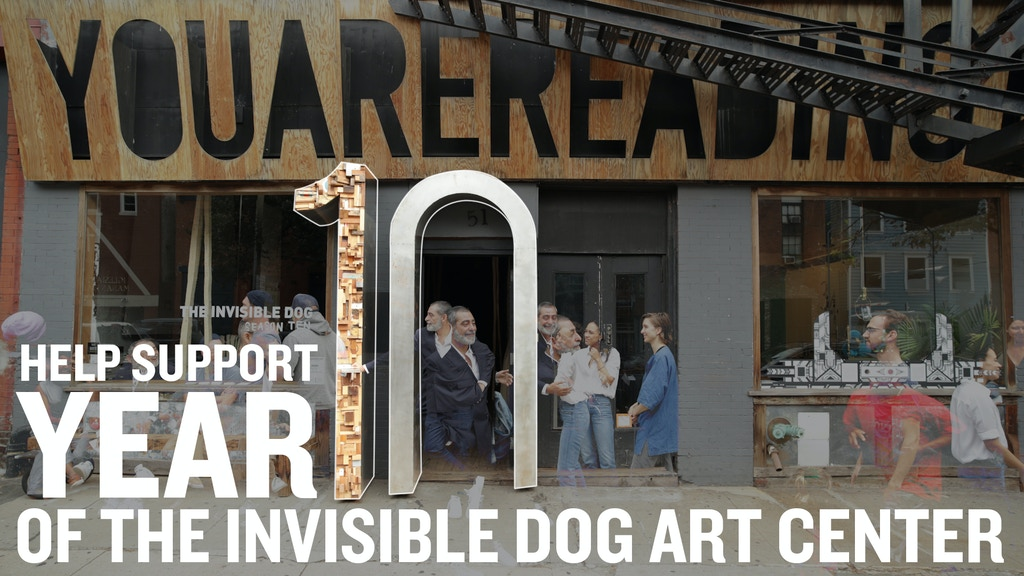 The Invisible Dog Season 10 project video thumbnail