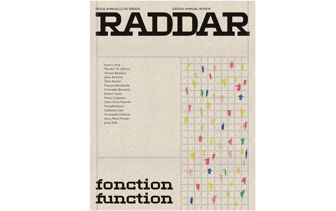 RADDAR#1 - cover by FormaFantasma