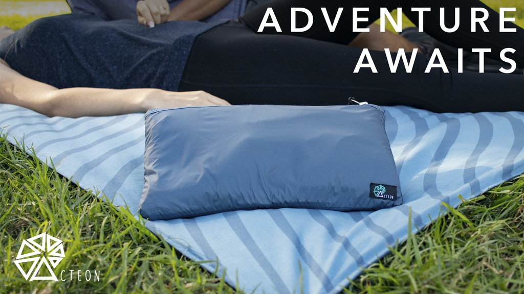 Acteon: 8-in-1 Hybrid Adventure Blanket project video thumbnail