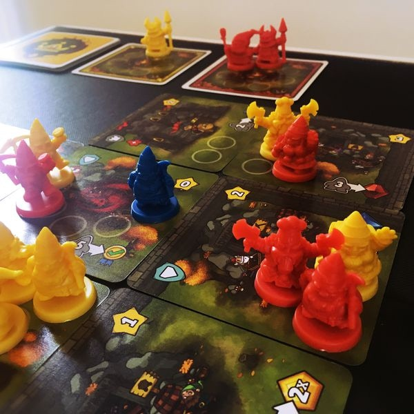 Playing Dwar7s Fall using the miniatures from Dwar7s Winter!