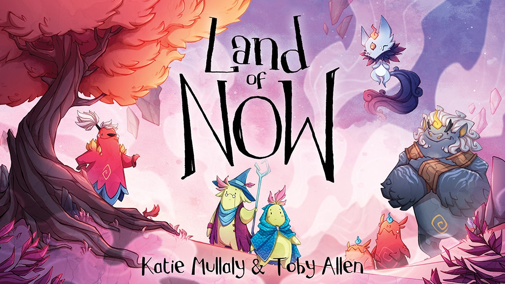 Land of NOW: A children's guide for how to be in the NOW. project video thumbnail