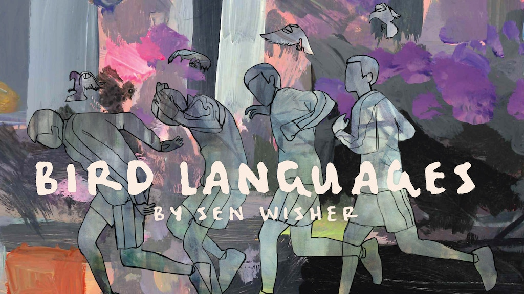 Bird Languages by Sen Wisher project video thumbnail