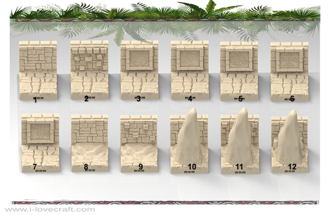 Additional Wall Tiles Pack