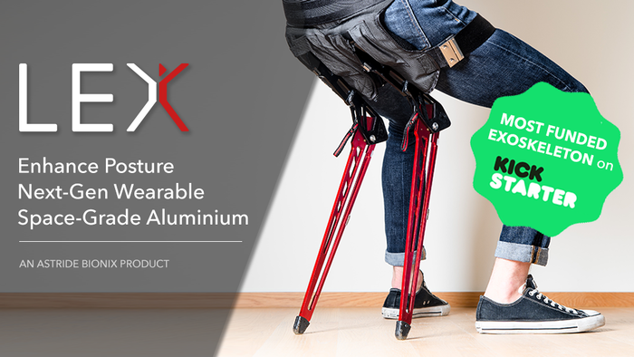 The exoskeleton thatlets you sit with a perfect posture andmake backpack feels weightless. Get extra miles out of life! 8mm Thick!