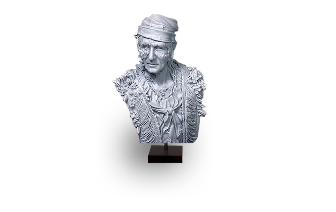 Lost Father Pirate Bust