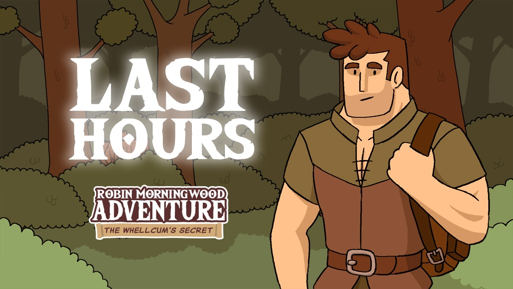 Robin Morningwood Adventure project video thumbnail