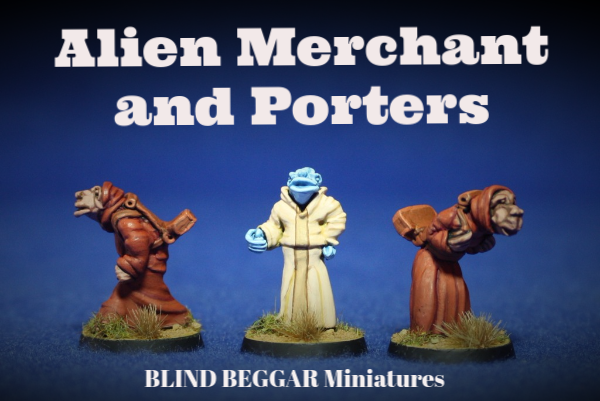 Expand with an extra merchant. Just add loads to the Porters.