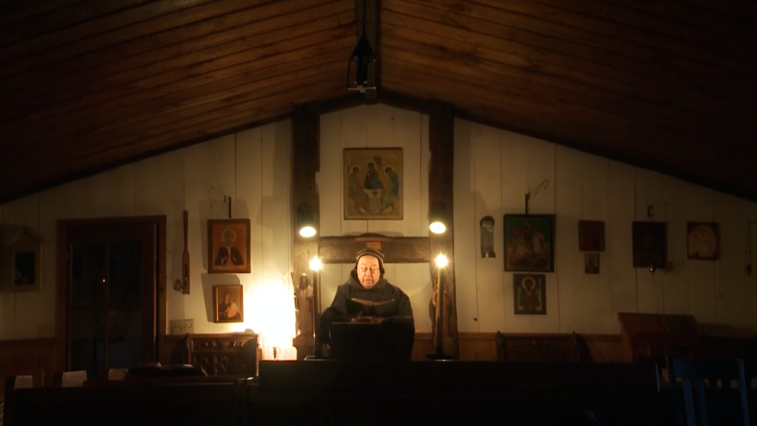 A cinematic journey into the daily life of a well-known Benedictine Monk.