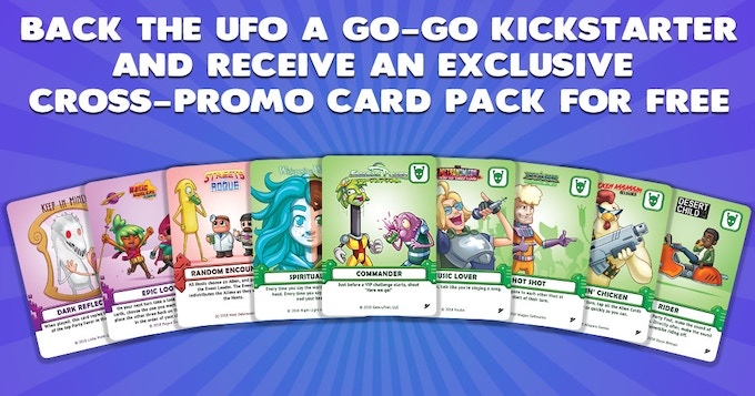 Tiers $25+. These are cards from Akupara Games and our Friends <3