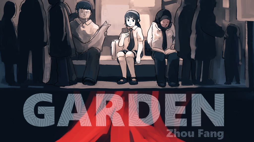 Garden - A Graphic Novel project video thumbnail