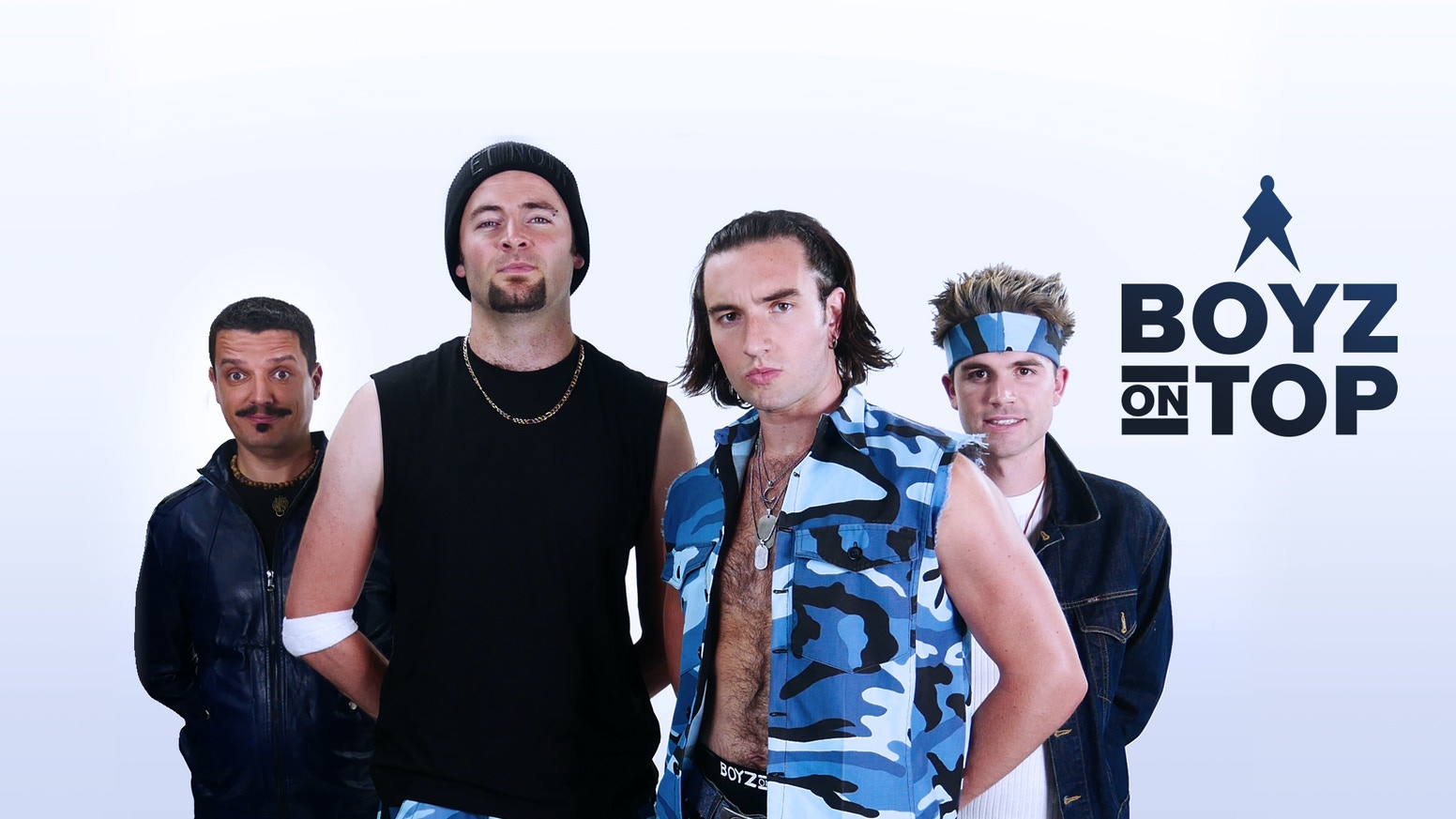 A comedy mocumentary series about a failed boyband and their attempt at a comeback ten years on.