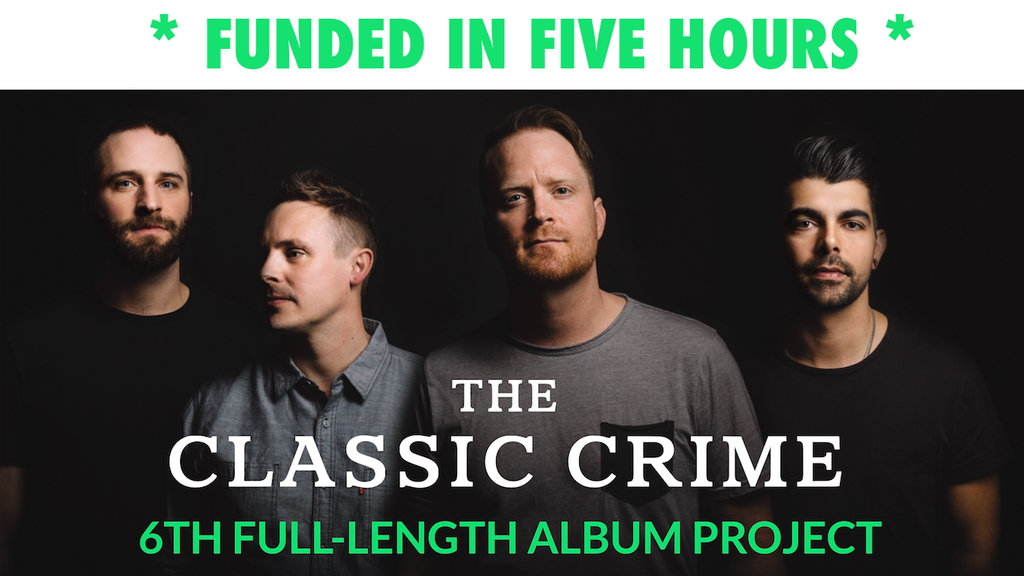 The Classic Crime's 6th Full-Length Studio Album