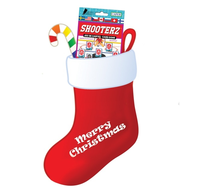 A great stocking-stuffer!