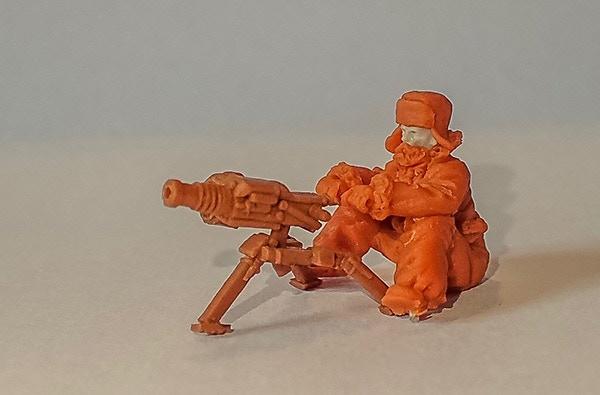 Chechen Grenade Launcher Support