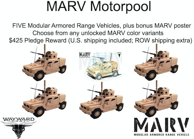 MARV Motorpool Reward