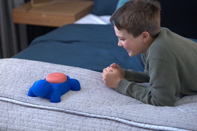 The clever design make Smurtles suitable for all ages