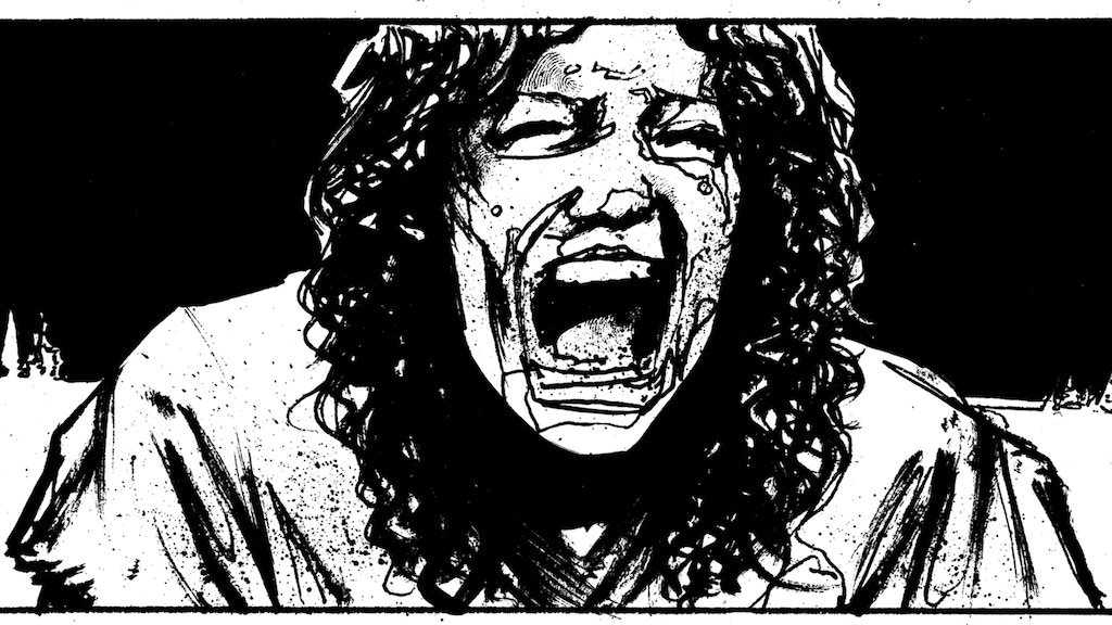 The Empties: A Horror Comic Book Series About Relationships project video thumbnail