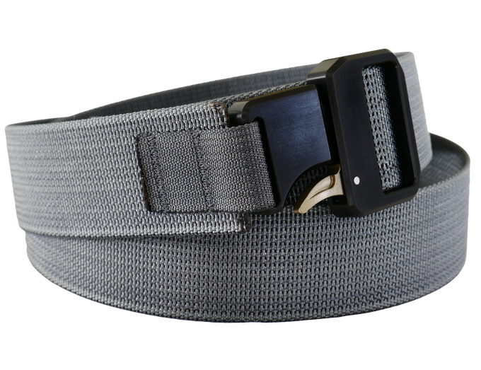 Wolf Grey Strap - Dark Earth Latch