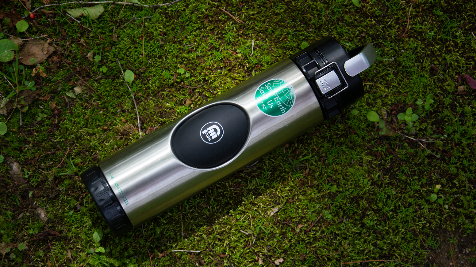 Take clean and pure drinking water wherever you go! The Filtration Bottle Industry is about to be disrupted.