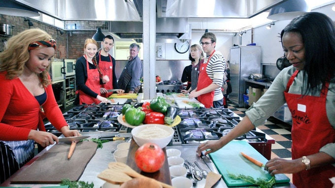 Vegan African Cookery Classes with Lerato (Pictured Left) [Click for more info]