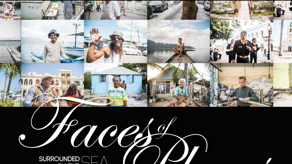 Faces of Places: Surrounded by the Sea project video thumbnail