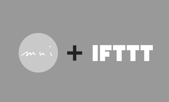 officially ready for IFTTT
