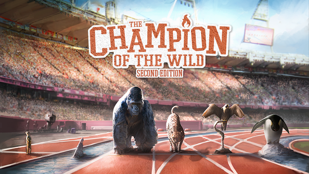 The Champion of the Wild (Second Edition) project video thumbnail
