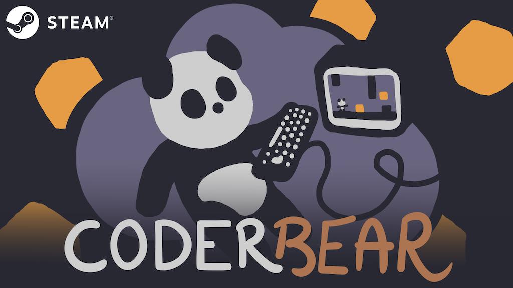 CoderBear project video thumbnail