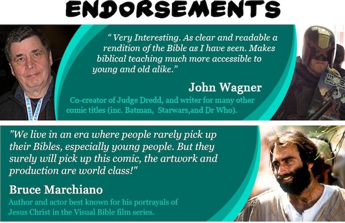 Click for more endorsement