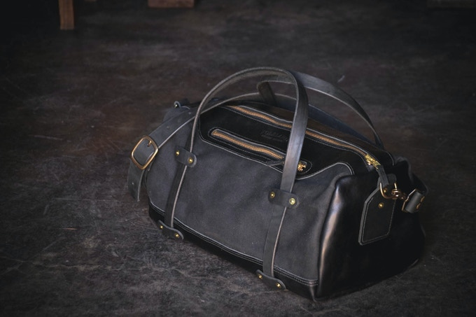 Coming Next Campaign! The Weekender Bag.