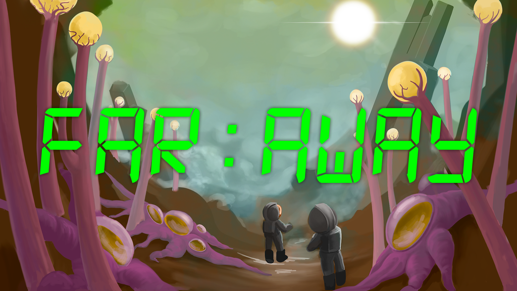 Far Away: A 2-player cooperative board game project video thumbnail