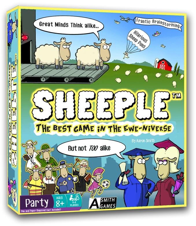 SHEEPLE Box - Front