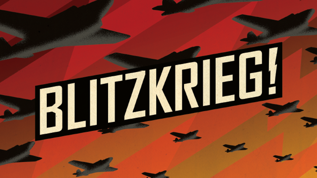 Paolo Mori's Blitzkrieg! board game project video thumbnail