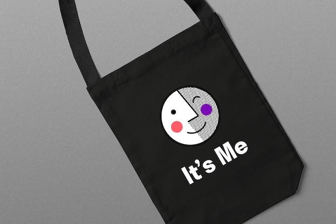 Le tote bag conçu par notre équipe créative