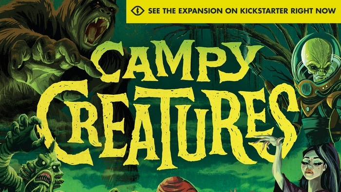 Choose your creature, outwit your opponents, capture the Mortals. It's a ghoulish game of bluffing and deduction for 2–5 players.