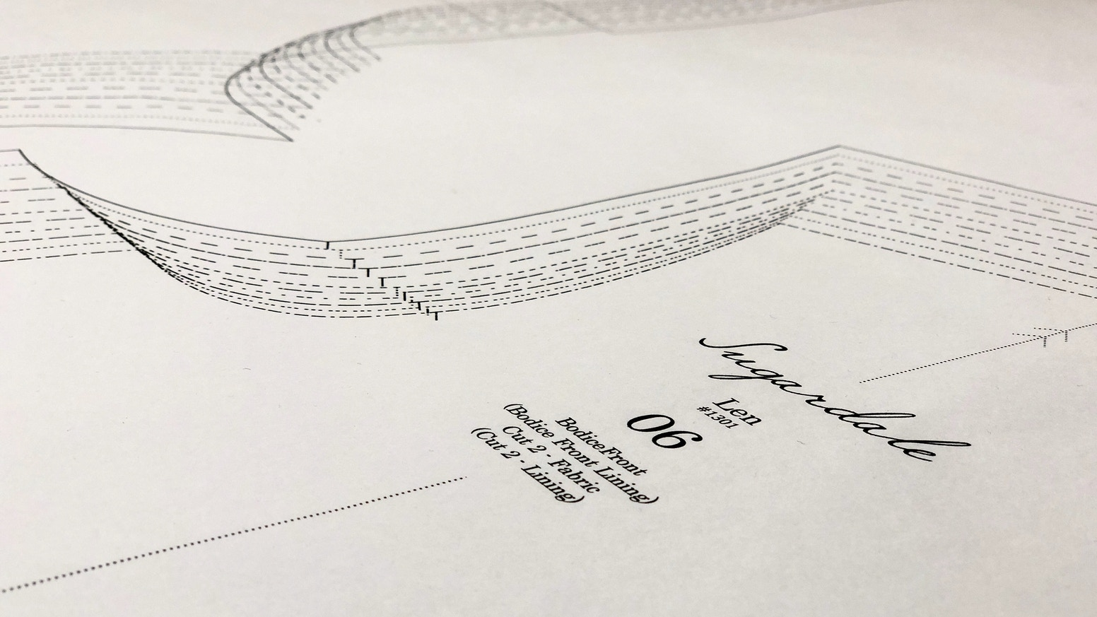 Sugardale Sewing Patterns by Trista Roland — Kickstarter