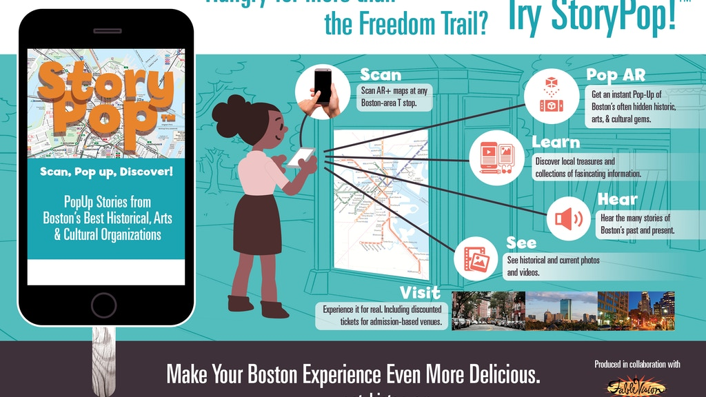Project image for STORY POP: A New Boston T-MApp for human connections