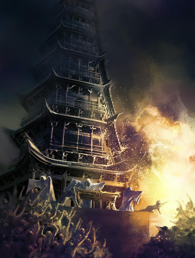 The Plague Pagoda