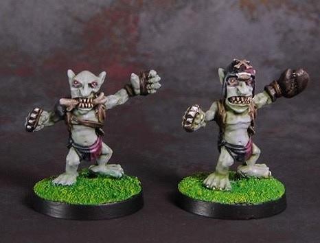 Goblin Ghouls £8 Set