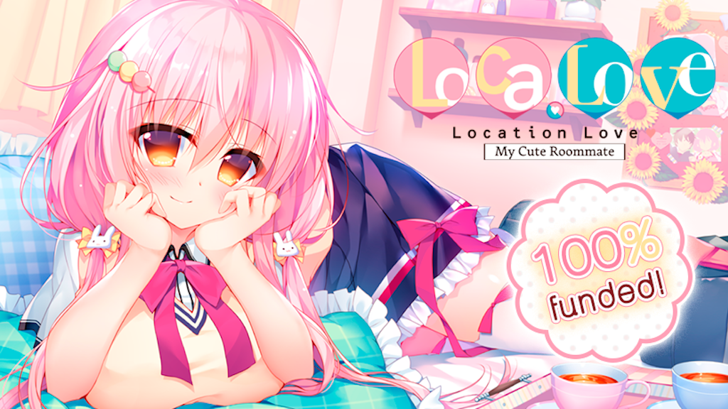 Enjoy a Sugary Sweet Life with Visual Novel Loca-Love! project video thumbnail
