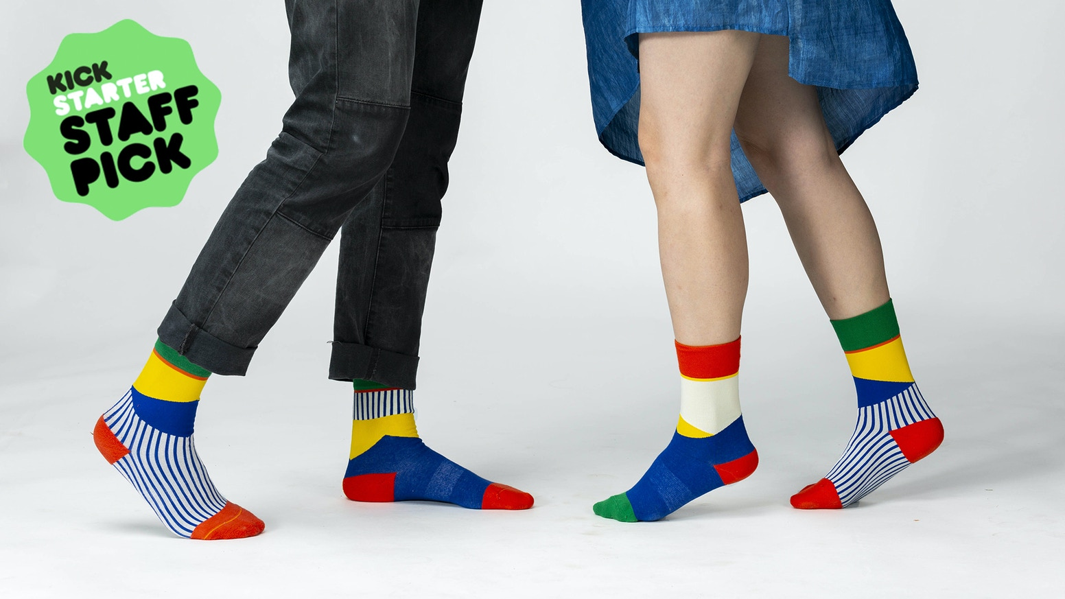 Meet the world's most comfortable socks with a cause