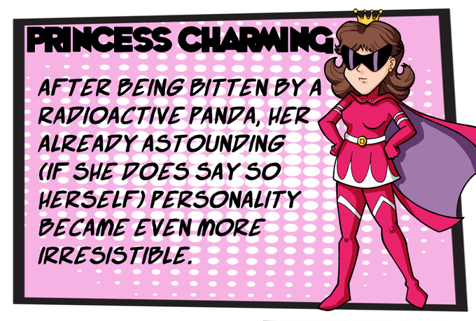 Known Powers - People can't help but be charmed by her whether it's the Hostess or Chef giving her double their normal bonuses or other restaurant staff allowing her to place a service marker on them when they are already full.