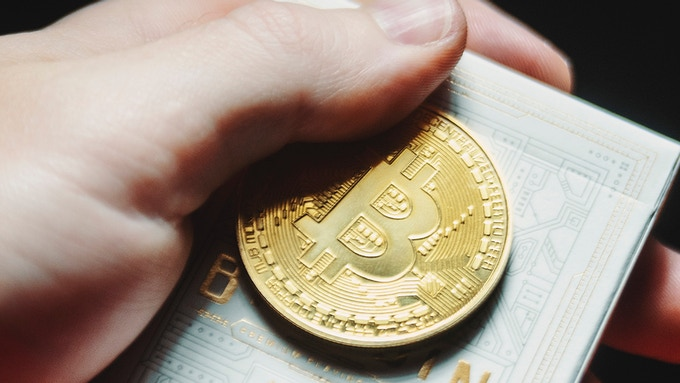 All Bitcoin Coin are gold plated with 24K Gold