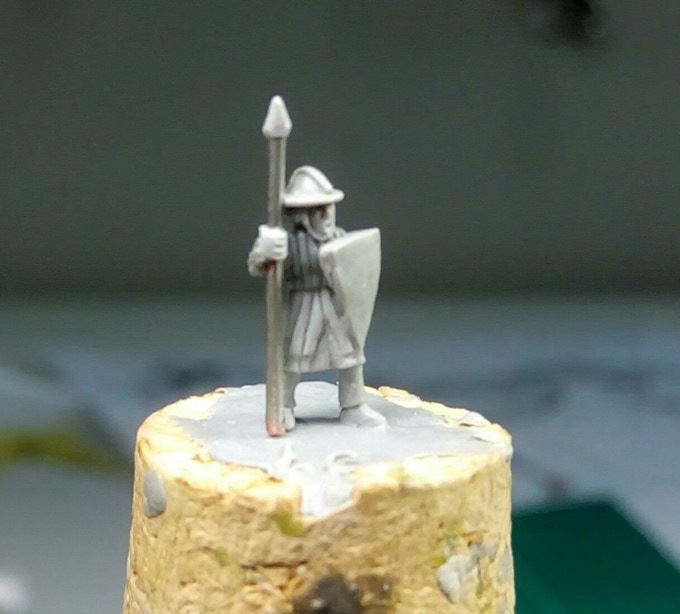 10mm Spear-men
