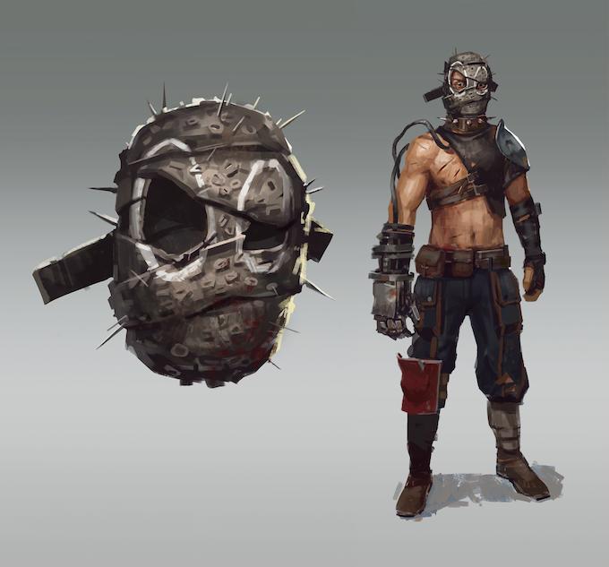 Encased — old school isometric turn-based RPG by Dark Crystal Games