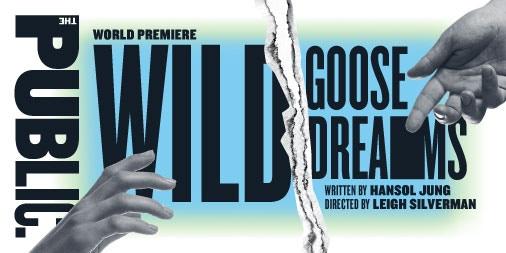 """Wild Goose Dreams"" @ Public Theater, with Dan Domingues (Luis)"