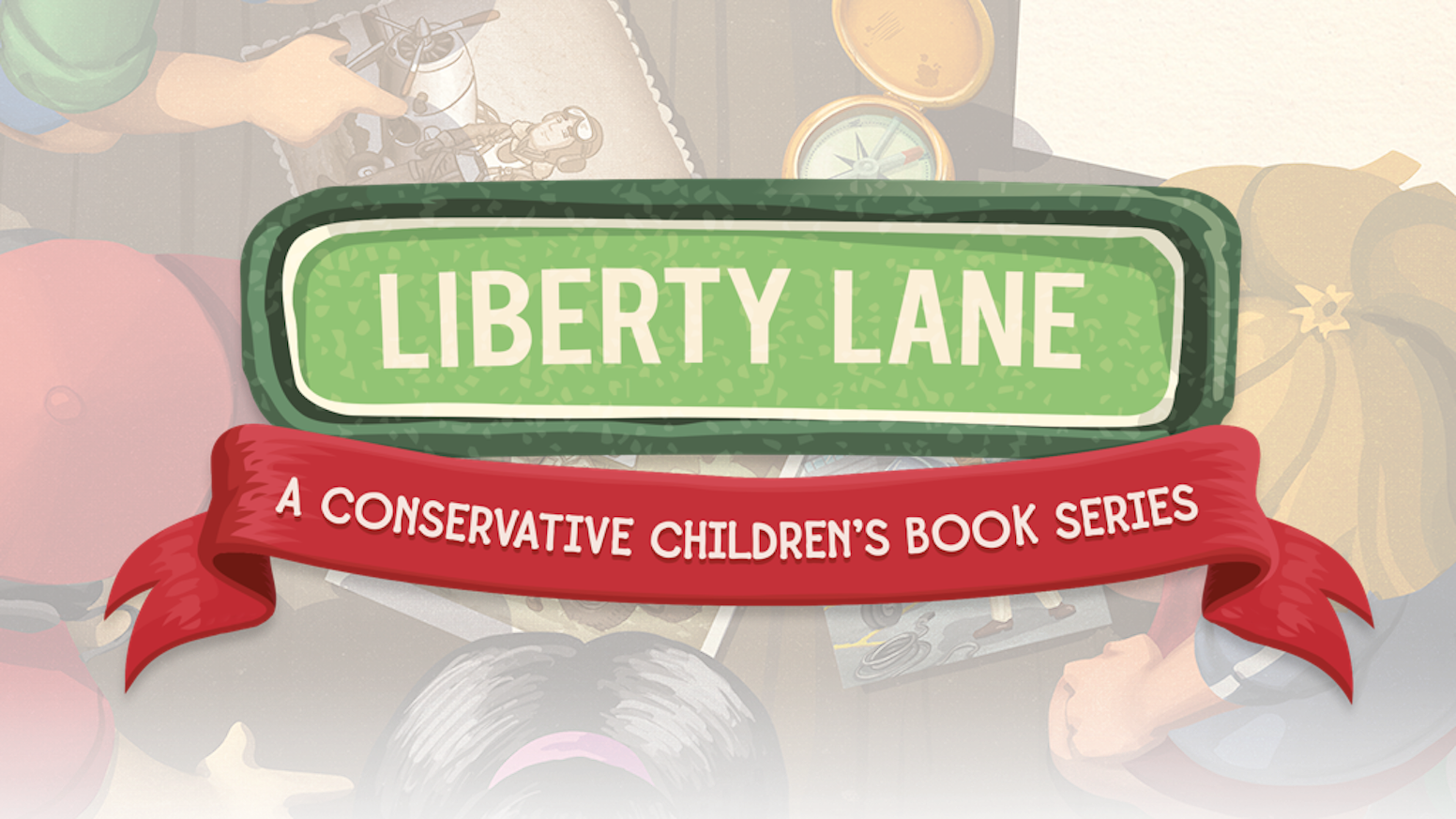 The Liberty Lane series instills values we all share: hard work, personal responsibility, tradition, humility, and patriotism.